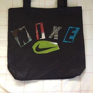 NIKE water repellant bag